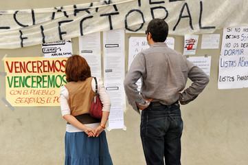 Información en el muro