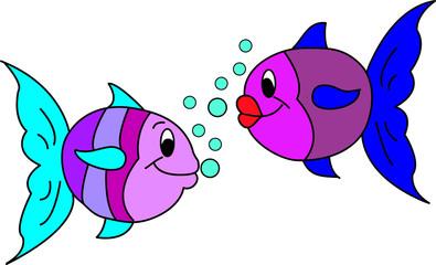 Risultati immagini per pesce disegno