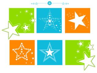 Star Banner Set