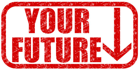 Your future Stempel  #130515-svg02