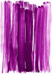 purple watercolor stroke as background