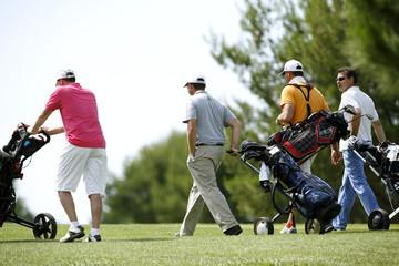 Foto auf Gartenposter Golf Golf