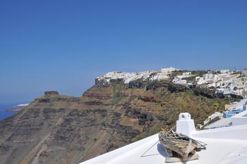 Imerovigli village,Santorini