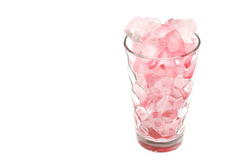 The cooling drink