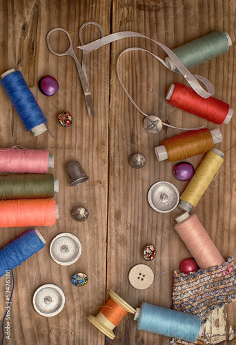 Инструменты для ремонта одежды