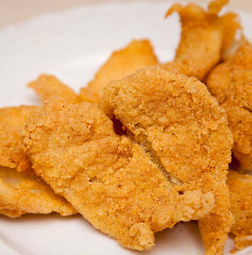 Southern Style Fried Fish