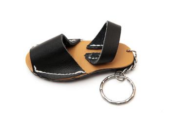 keychain with slipper