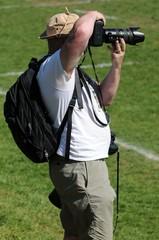 le reporter photographe