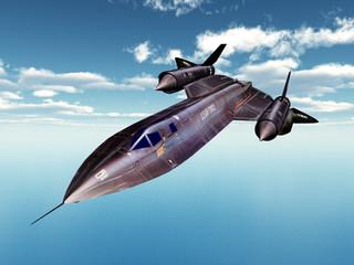 Aufklärungsflugzeug SR-71