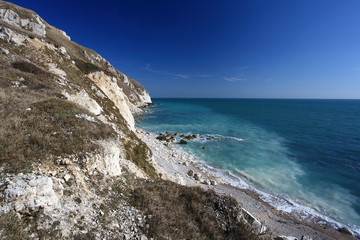 Dorset Coast England