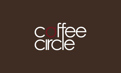 Coffe circle logo