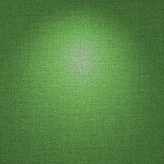 green abstract linen background