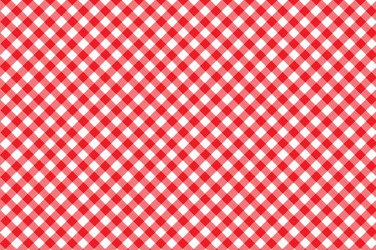 Red Italian Picnic Cloth