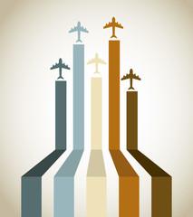 Aircraft line