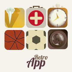 Retro app
