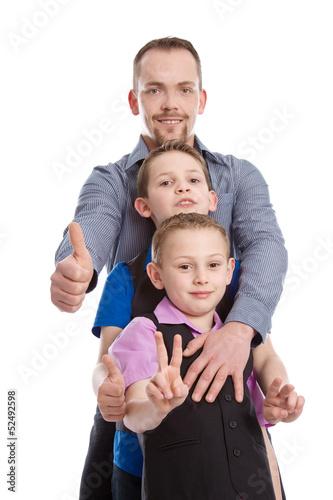 Alleinerziehende Väter kennenlernen › Match-Patch