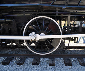 Locomotive Wheel 3
