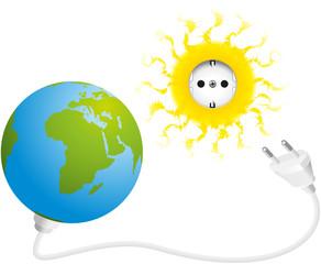 Solar Energy ( Sonnen Energie )