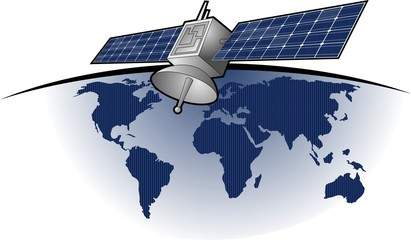Global satellite communication