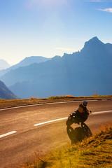 Fotomurales - Alps road
