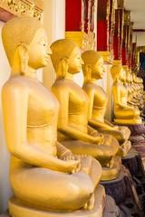buddhas in thai
