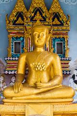buddha thai in temple