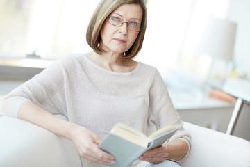 Mature reader