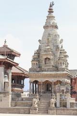 The Vatsala Durga temple. Durbar Square-Bhaktapur-Nepal. 0234