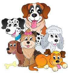 Image with dog topic 8