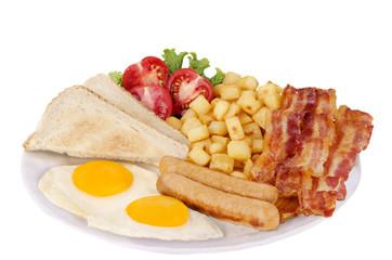 Traditionnal breakfast
