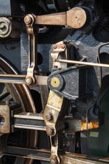 Train à vapeur en baie de Somme