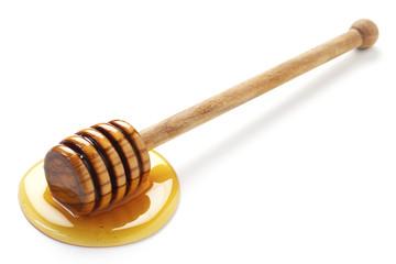 Honey on a Dripper