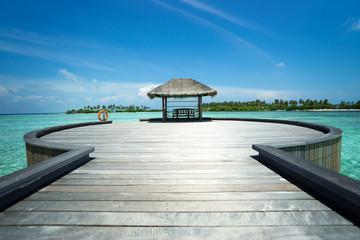 Island berth