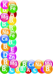 Vitamin Letter L