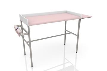 Gesundheitspfege Tisch für Baby