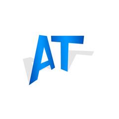 A. T. Company Logo