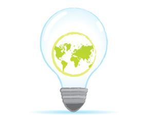 save world bulb
