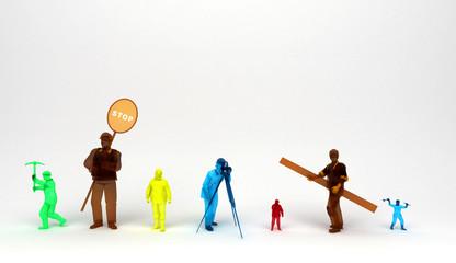 Men At Work - Uomini al lavoro