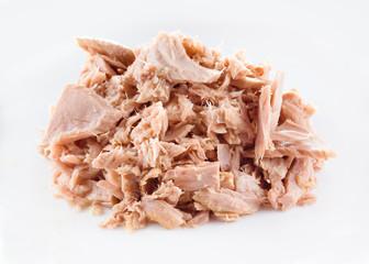 tuna fish closeup