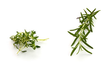 Two herbs