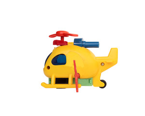 21Helicopter toy.