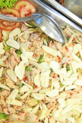 Thai dressed salad