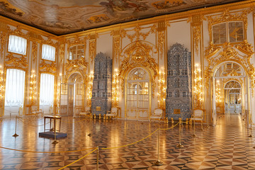 Catherine Palace in Wall mural
