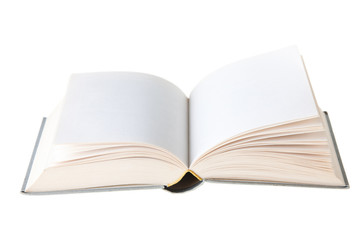 Open Blanc Book