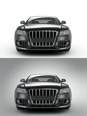 Papier Peint - Black Car