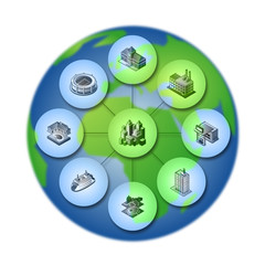 investment business network on earth