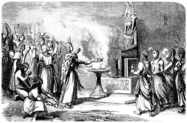 Ritual for Goddess Isis - Ancient Egypt
