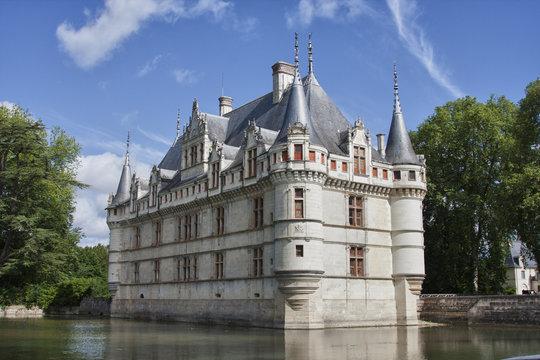 Castello di Azay le Rideau - Valle Loira