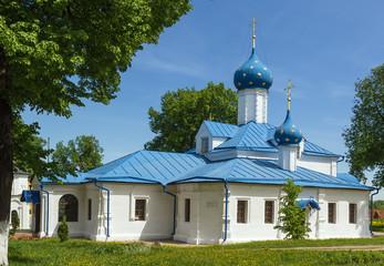 Feodorovsky Monastery, Pereslavl-Zalessky