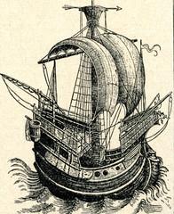 Sailing ship (15. century)